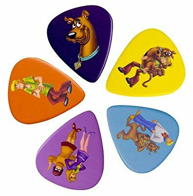 Scooby Doo and the Gang Plectrum/Pick Set