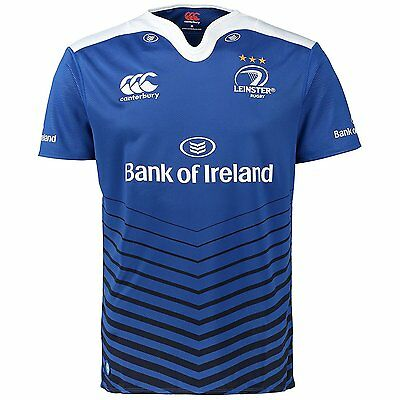 Official Canterbury Leinster Rugby Home PRO Men's Jersey 2015/2016, Size: 3XL