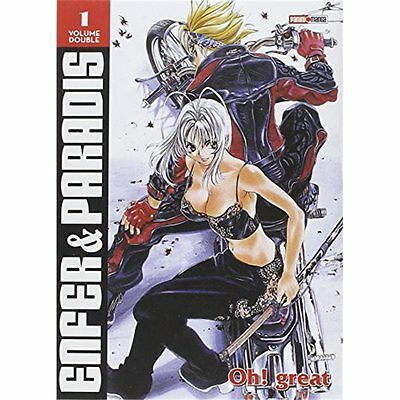 Manga - Enfer & Paradis - Edition Double Vol.1