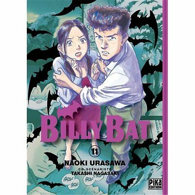 Manga - Billy Bat Vol.11