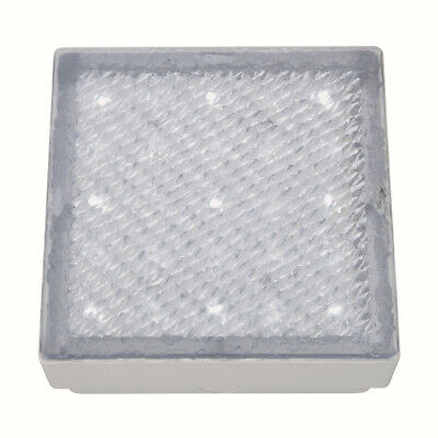 Moderno Led Adoquín Luz de Piso Luminaria Empotrable Led 0,54W IP68