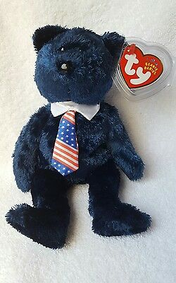 Ty Beanie Baby - Pops - 2001 - With Original Tags - Tag Errors - Retired!
