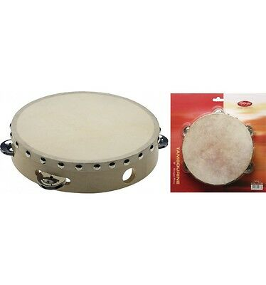 Tambourin bois 8 pouces Stagg STA-1108