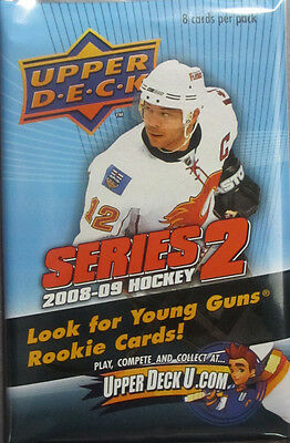 2008-09 Upper Deck Series Two, Pick 10 Base Cards to Complete Your Set.