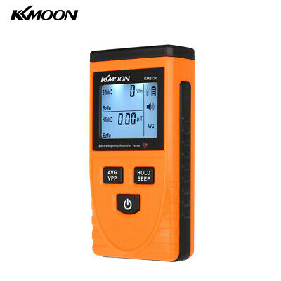 Portable Carbon Monoxide Meter Detector CO Gas Monitor 0-1000ppm LCD Display