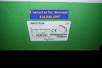 SCHNEIDER ELECTRIC MODICON XBT-GT-5330 XBTGT5330 Factory Sealed