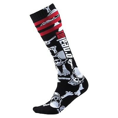 Stockings Enduro Cross O'neal Pro Mx Skull