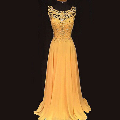 Women's Lace Embroidery Hollow Evening Party Cocktail Ball Gown Maxi Long Dress