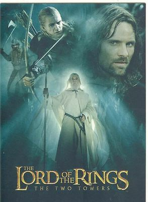 Lord Of The Rings TTT Hobby Japan Poster [Non Foil] Chase Card #3