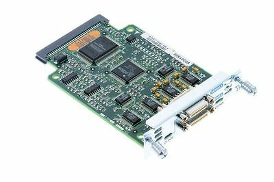 Cisco WIC-2T Serial WAN Module REFURBISHED for 1700 2600 1841 2800 3800 router