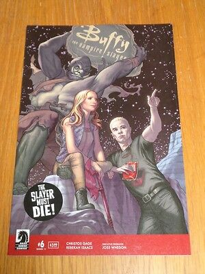 Buffy Season 11 #6 Dark Horse Comics Nm (9.4)