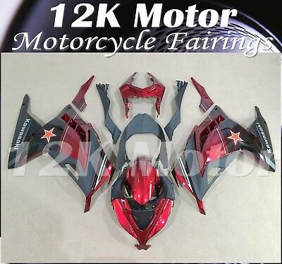 Fairings Set Bodywork Kit For KAWASAKI NINJA300 2013 2014 2015 2016 Plastic  23