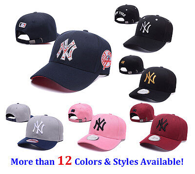 New York NY Yankees Baseball Unisex New Fashion Style Hat Cap Golf Men Women AU