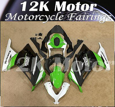 KAWASAKI NINJA300 NINJA 300 2012 2013 2014 2015 2016 2017 Fairings Set Kit 36