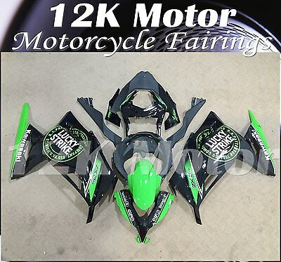 KAWASAKI NINJA300 NINJA 300 2012 2013 2014 2015 2016 2017 Fairings Set Kit 37