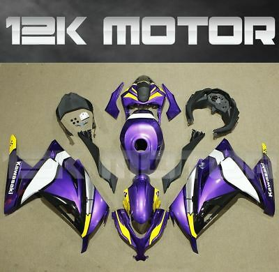 Fairings Set Bodywork Kit For KAWASAKI NINJA300 2013 2014 2015 2016 Plastic 38