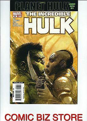The Incredible Hulk #98 (2006) Marvel Comics