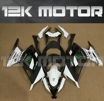 Fairings Set Bodywork Kit For KAWASAKI NINJA300 2013 2014 2015 2016 Plastic 55