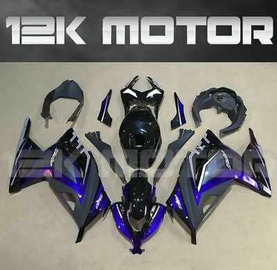 Fairings Set Bodywork Kit For KAWASAKI NINJA300 2013 2014 2015 2016 Plastic 62
