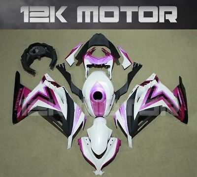Fairings Set Bodywork Kit For KAWASAKI NINJA300 2013 2014 2015 2016 Plastic 65