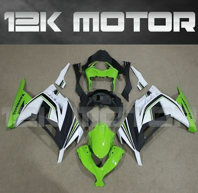 Fairing Kit Set KAWASAKI NINJA300 NINJA 300 2012 2013 2014 2015 2016 2017 67