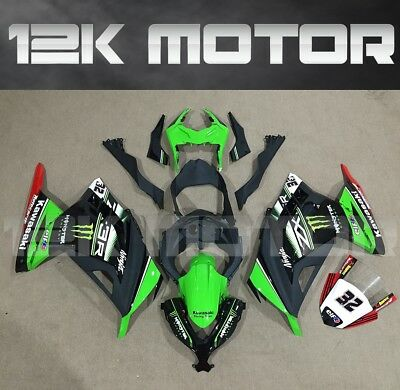 Fairings Set Bodywork Kit For KAWASAKI NINJA300 2013 2014 2015 2016 Plastic 70