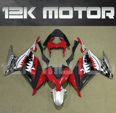 Fairings Set Bodywork Kit For KAWASAKI NINJA300 2013 2014 2015 2016 Plastic 75
