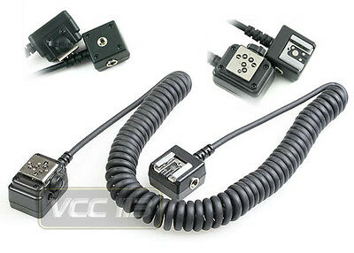iTTL Off Camera Flash Cord For NIKON D300 D200 D3100 D5000 D5100 D3000