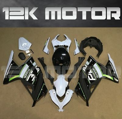 KAWASAKI NINJA300 Fairings Set Bodywork Kit 2013 2014 2015 2016 Plastic Green 76