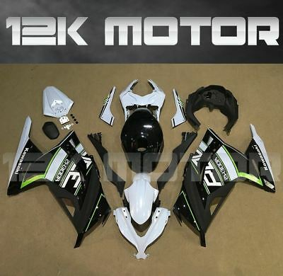 KAWASAKI NINJA300 NINJA 300 2013 2014 2015 2016 2017 Fairings Set Fairing Kit 76