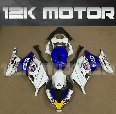KAWASAKI NINJA300 NINJA 300 2013 2014 2015 2016 2017 Fairings Set Fairing Kit 78