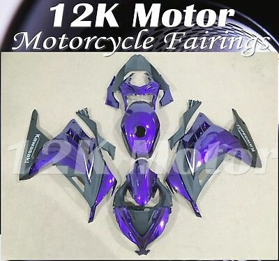 KAWASAKI NINJA300 Fairings Set Bodywork Kit 2013 2014 2015 2016 Plastic Purple81