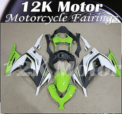 KAWASAKI NINJA300 Fairings Set Bodywork Kit 2013 2014 2015 2016 Plastic 90
