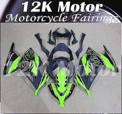 KAWASAKI NINJA300 NINJA 300 2013 2014 2015 2016 2017 Fairings Set Fairing Kit 91