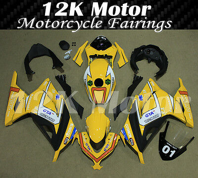 KAWASAKI NINJA300 Fairings Set Bodywork Kit 2013 2014 2015 2016 Plastic 95