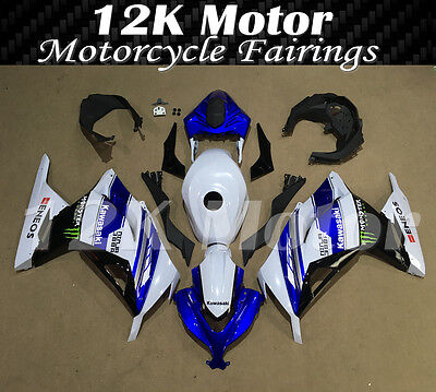 KAWASAKI NINJA300 NINJA 300 2013 2014 2015 2016 2017 Fairings Set Fairing Ki 102
