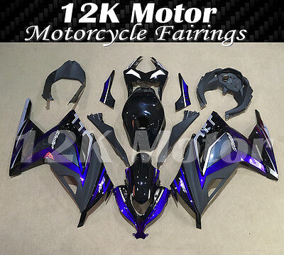 KAWASAKI NINJA300 NINJA 300 2013 2014 2015 2016 2017 Fairings Set Fairing Ki 104