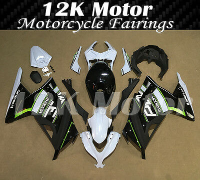 KAWASAKI NINJA300 Fairings Set Bodywork Kit 2013 2014 2015 2016 Plastic 108
