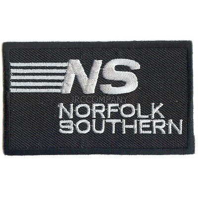 ce2daff9d0f PATCH- NORFOLK SOUTHERN Railroad (NS) The Thoroughbred   22227 -NEW ...