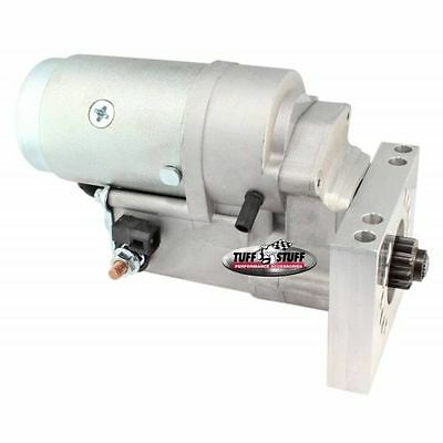Tuff Stuff 3193NB Gear Reduction Starter, 18:1, 153 Or 168 Tooth Flywheel Zinc