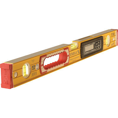 "Stabila 196-2-EM Rare Earth Magnetic Electronic Spirit Level 32"" / 80cm"