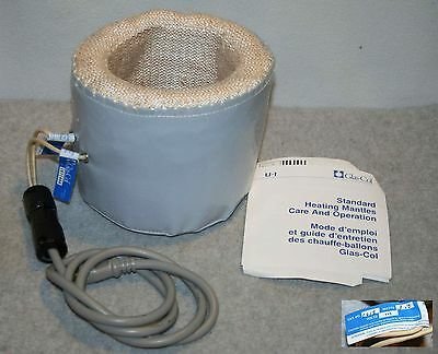 Glas-Col 800 mL Griffin Beaker Heating Mantle - Model O612, with Power Cord
