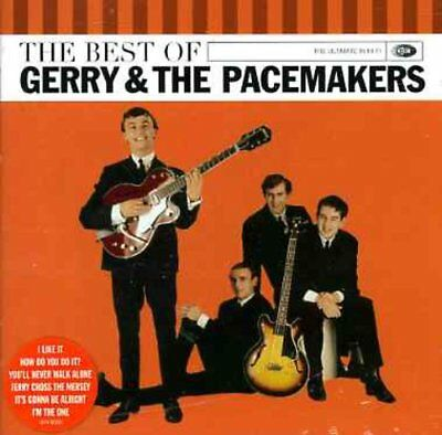 Gerry & the Pacemakers - Very Best of [New CD] UK - Import
