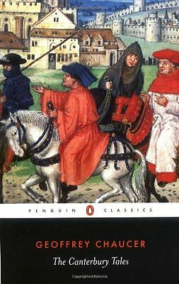 The Canterbury Tales (Penguin Classics),Geoffrey Chaucer, Nevill Coghill
