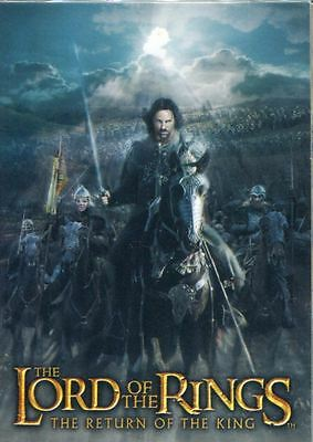 Lord Of The Rings Return Of The King Complete 90 Card Base Set