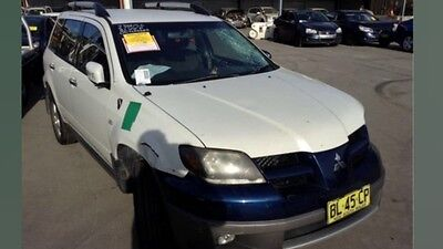 2005 Mitsubishi Outlander Auto Wrecking For Parts Only