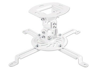 Universal Ceiling Mount Beamer Projector Suits Low Sloping 360° Swivel