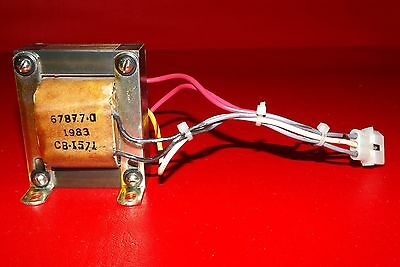 OEM PART: Sorvall T6000 Centrifuge 07687 Brake Transformer Assembly