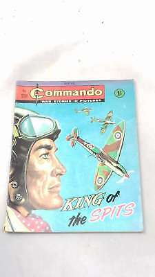 King of the Spits (Commando no. 238), Anon | Paperback | 1966-01-01