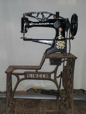 Singer 29-4 Industrial Commercial Leather Cobbler Machine